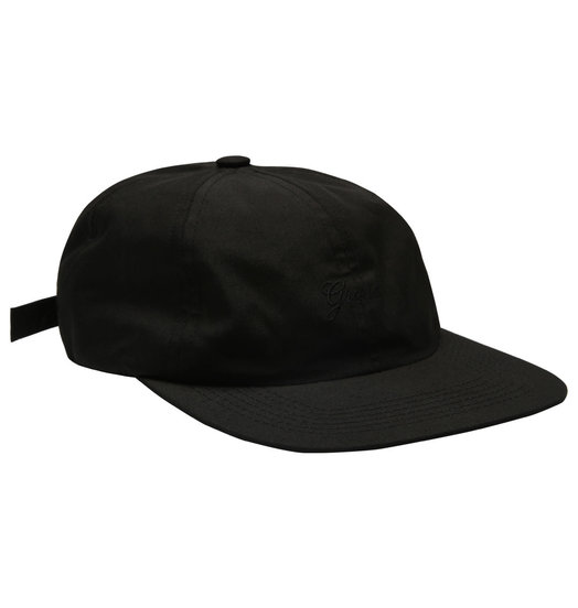 Grand Collection Grand Script Cap - Black