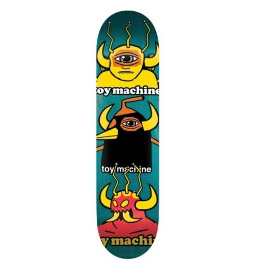 Toy Machine Toy Machine Chopped Up Deck - 9.0