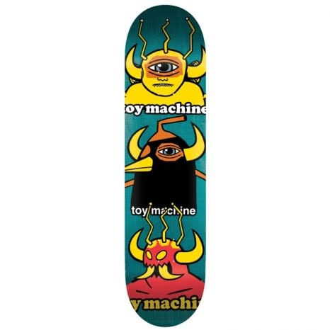 Toy Machine Toy Machine Chopped Up Deck - 9.0