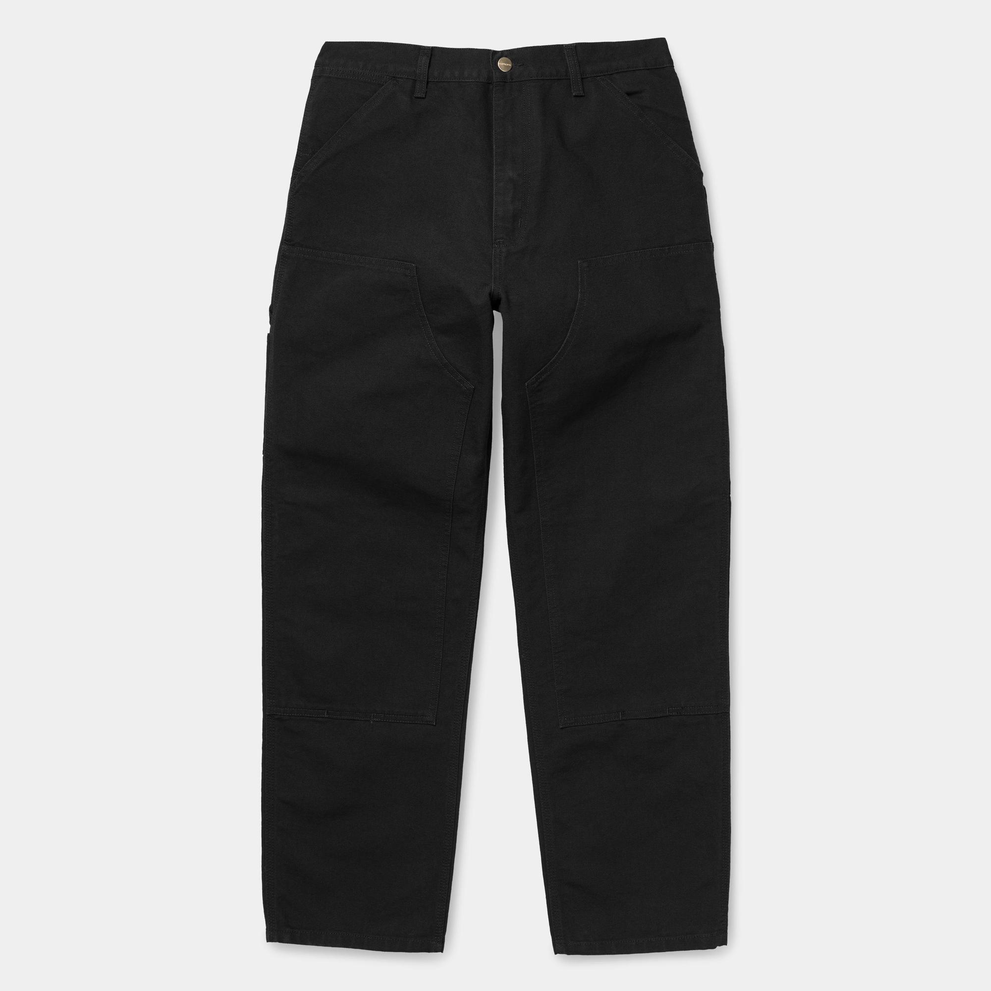 Carhartt WIP Carhartt WIP Double-Knee Pant - Black