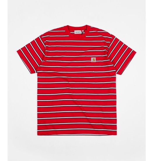 Carhartt WIP Carhartt Houston T-Shirt - Cardinal