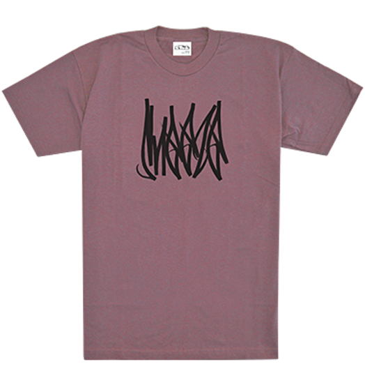 Sneeze Sneeze Tag Tee - Dust Rose