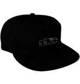 Sneeze Sneeze Logo 5-Panel Black