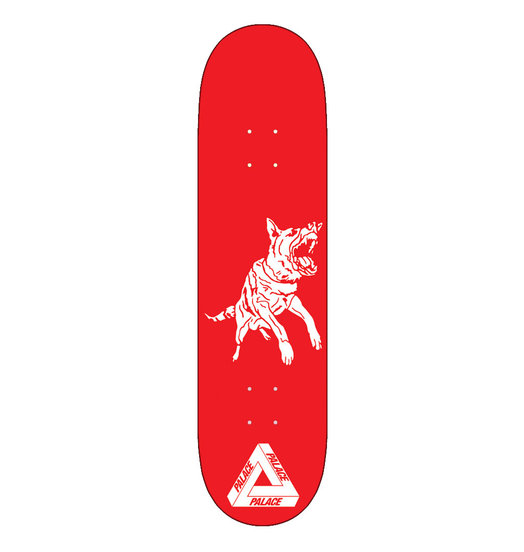 Palace Palace Dog Deck - 8.375