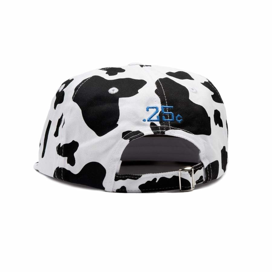 Quartersnacks Quartersnacks Arch Cap - Cow