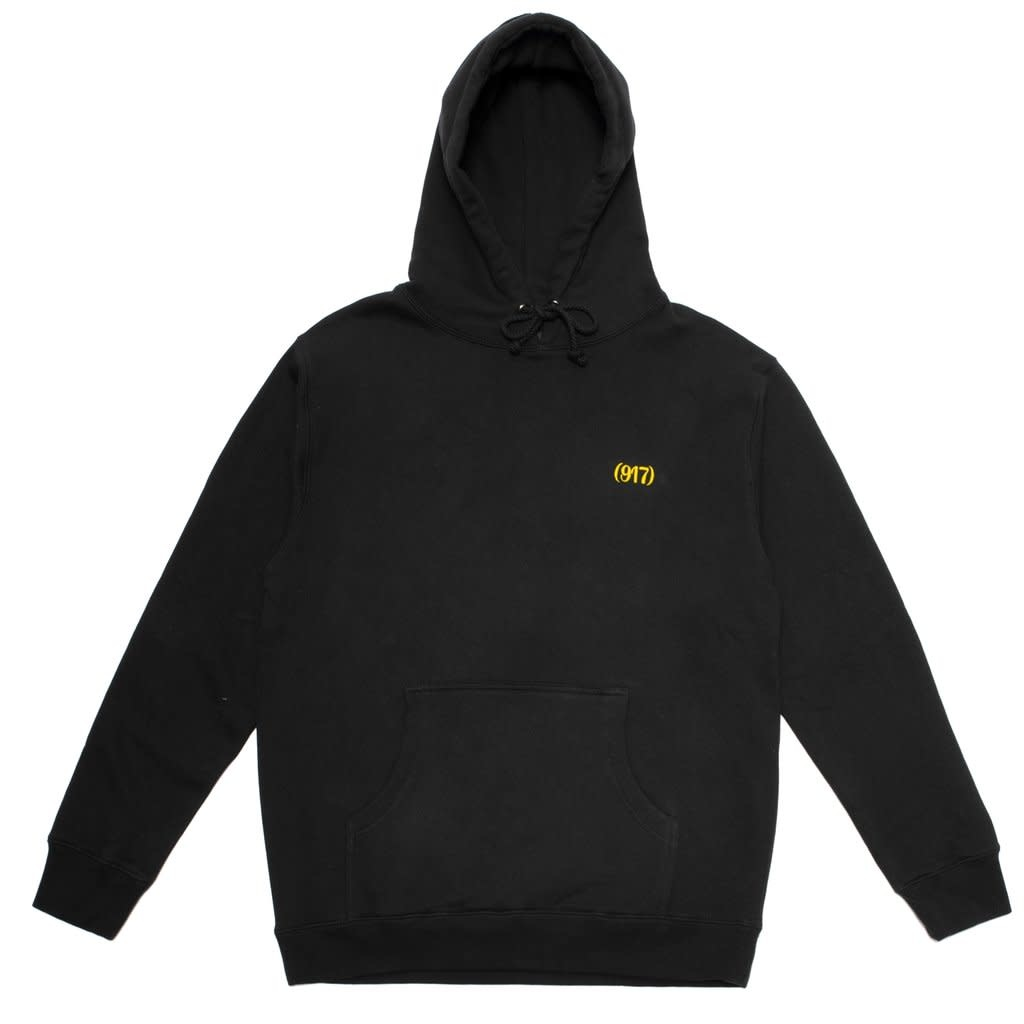 Call Me 917 Call Me 917 Area Code Pullover - Black
