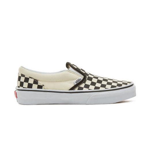 Vans Vans Kids Classic Slip-On - Checkerboard Black/White