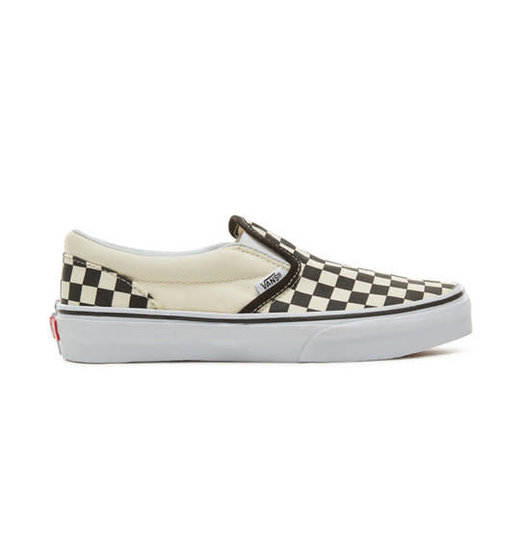 Vans Vans Youth Classic Slip-On - Checkerboard Black/White