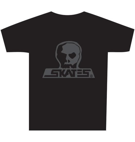 Skull Skates Skull Skates Burbs Tee - Grey Scale