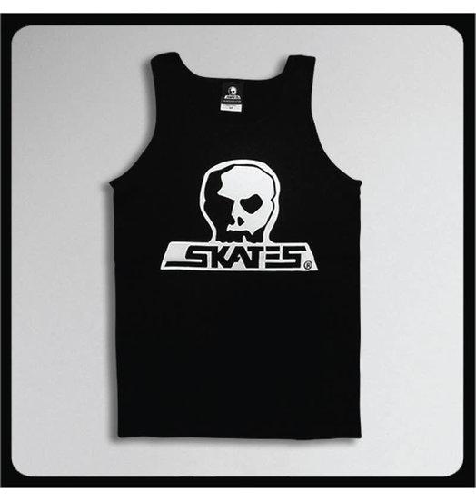 Skull Skates Skull Skates Burbs Tank - Black