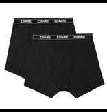 Dime Dime Boxers 2-Pack - Black