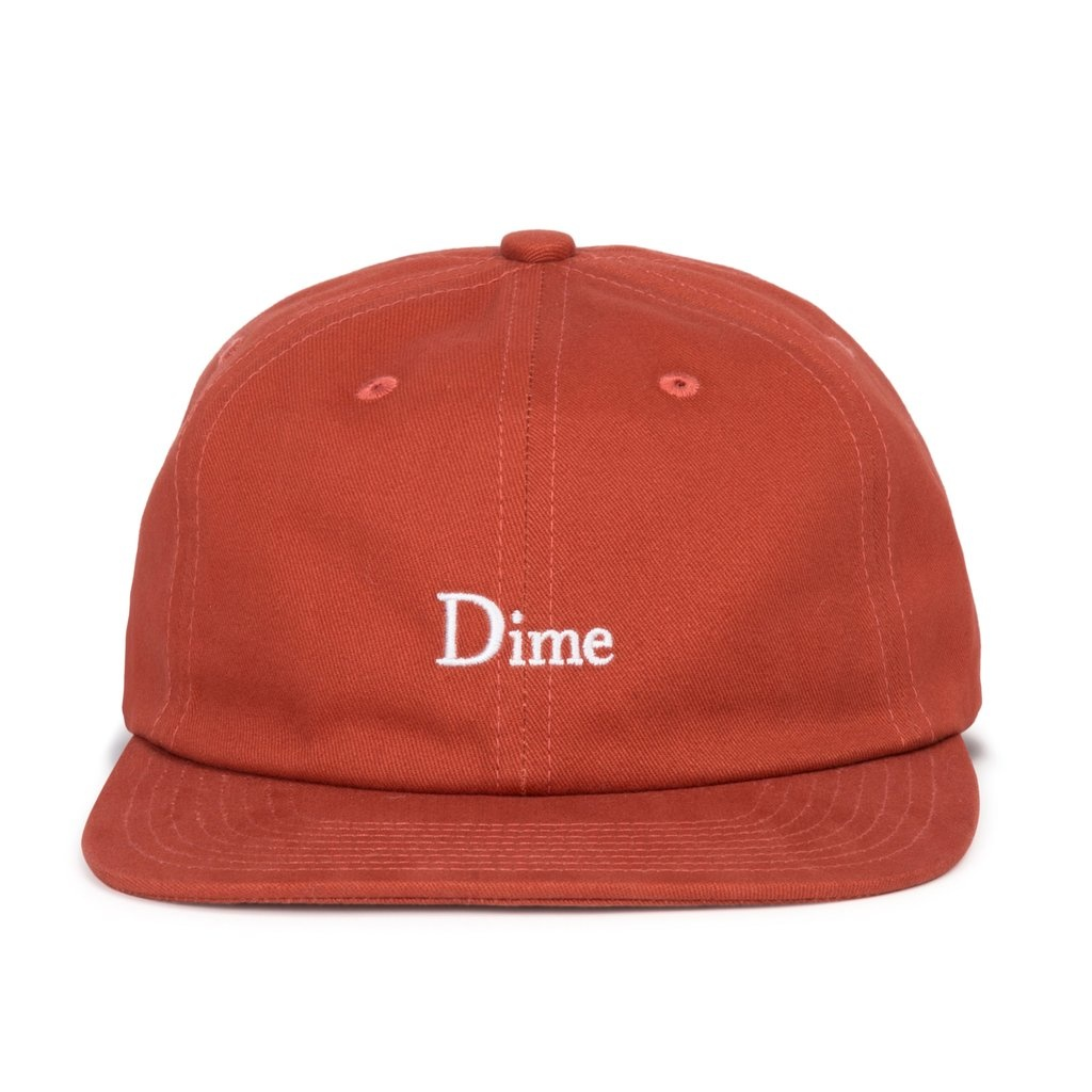Dime Dime Classic Cap - Burnt Orange