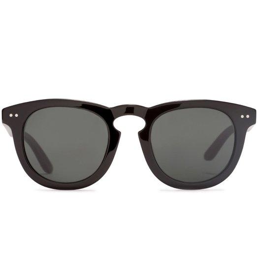 Stussy Stussy Luigi Sunglasses - Black/Dark Grey
