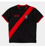 Thrasher Thrasher Futbol Jersey - Black/Red
