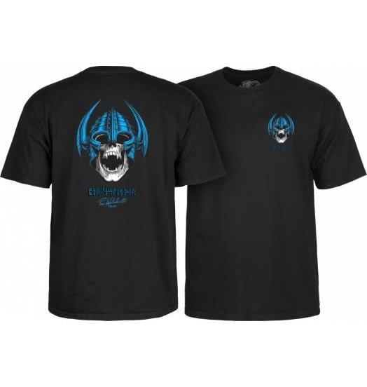 Powell-Peralta Powell Peralta Welinder Nordic Skull Tee - Black