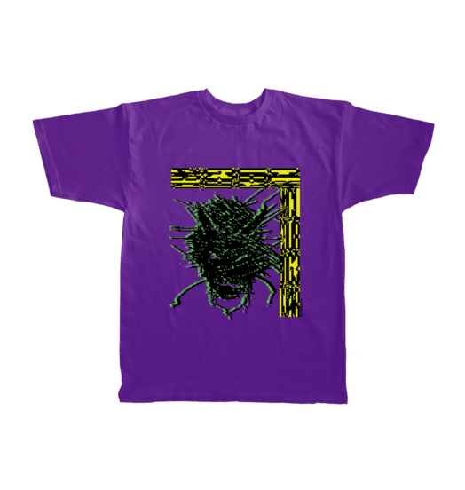 Clubgear Clubgear Virus Tee - Purple