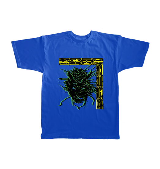 Clubgear Clubgear Virus Tee - Royal Blue