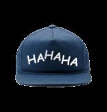 """Clubgear Clubgear """"HAHAHA"""" Hat - Navy"""