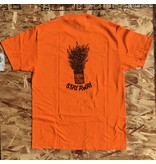 Our Life Our Life Skull Fire Tee - Orange