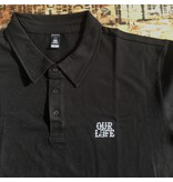 Our Life Our Life Barrel Polo - Black
