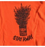 Our Life Our Life Stay Away Hood - Orange