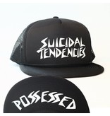 Dogtown Dogtown Suicidal Possessed To Skate Mesh Back Cap