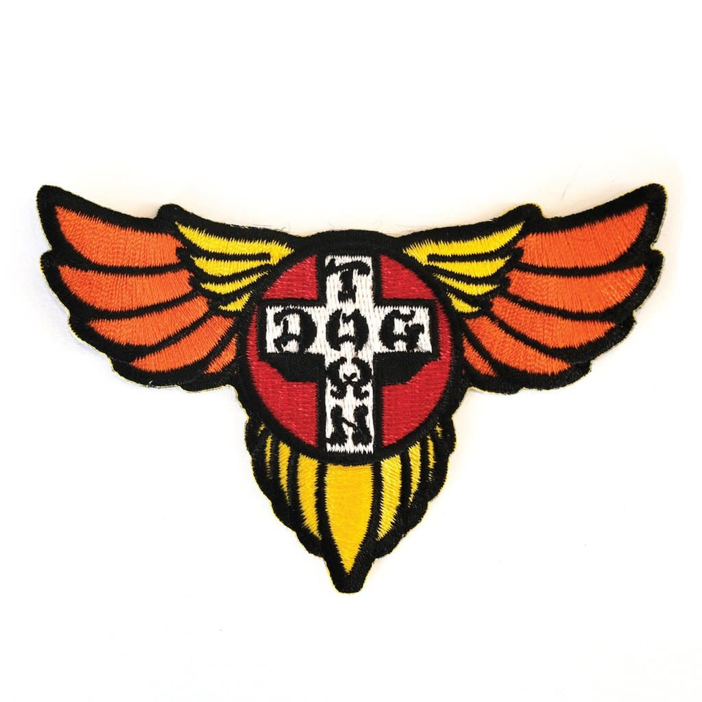 Dogtown Dogtown Embroidered Wings Patch