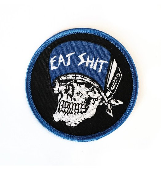 Dogtown Dogtown Suicidal Eat Shit Patch