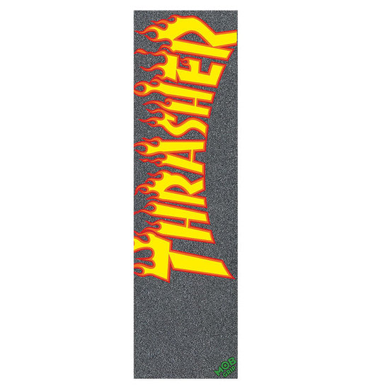 Mob Grip Mob Thrasher Flame Logo Grip Sheet