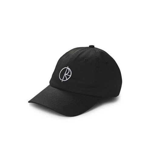 Polar Polar Stroke Logo Cap - Black