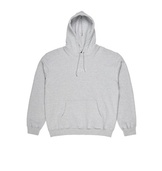 Polar Polar American Fleece Hoodie - Sports Grey