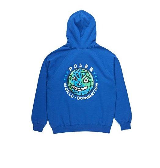 Polar Polar PWD Hoodie - Royal Blue