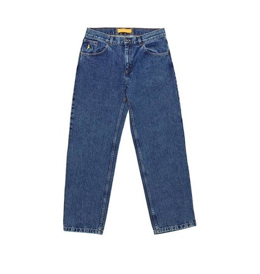 Polar Polar 90s Jeans - Dark Blue