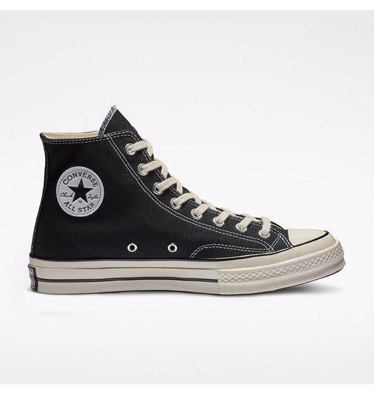 Converse Converse Chuck 70 OX Hi - Black/Black/Egret