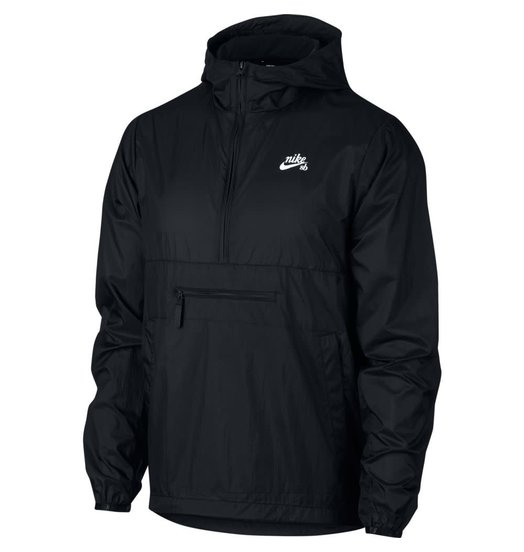 Nike Nike SB Anorak Jacket - Black/White