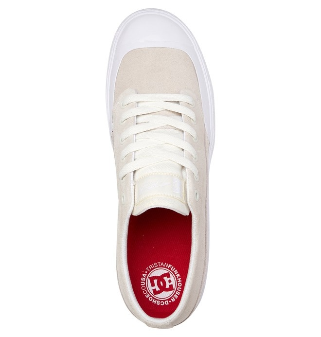 DC DC T-Funk - White