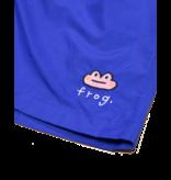 Frog Frog Swim Trunks - Blue