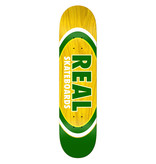 Real Real Dual Oval Slick Deck - 8.25