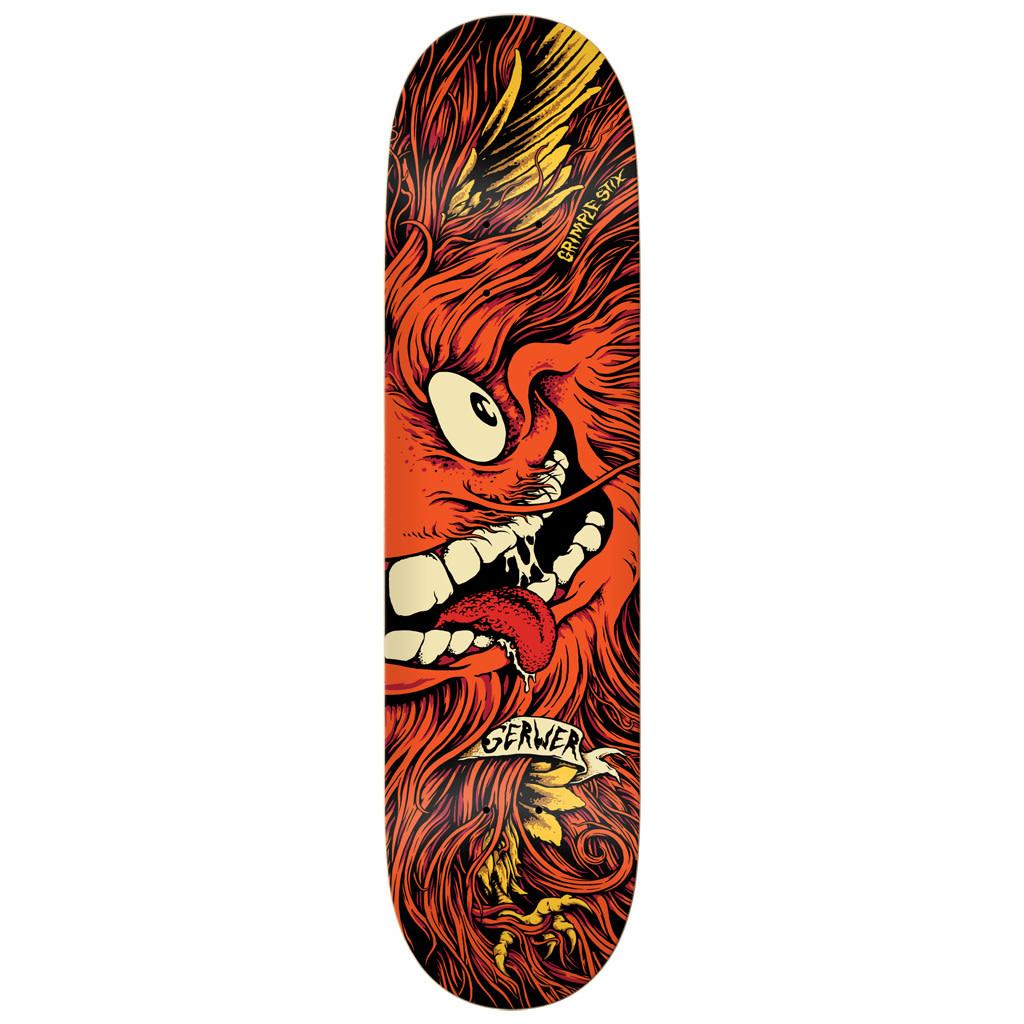 Antihero Antihero X Grimple Stix Gerwer Collab Deck - 8.06