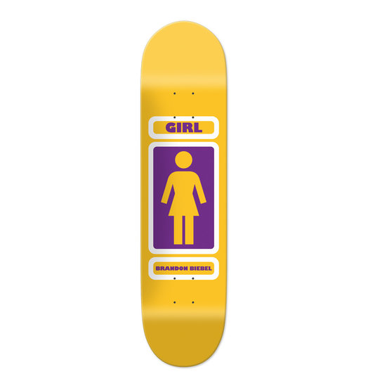 Girl Girl Biebel 93 Til Deck - 8.0