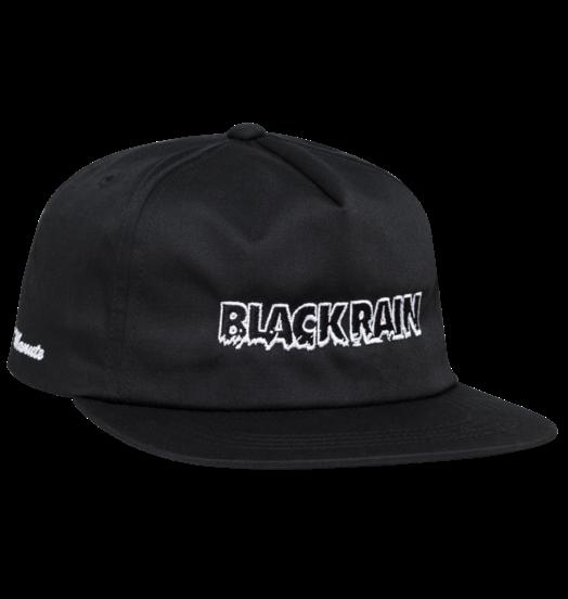 Boys Of Summer Boys Of Summer Black Rain Hat - Black