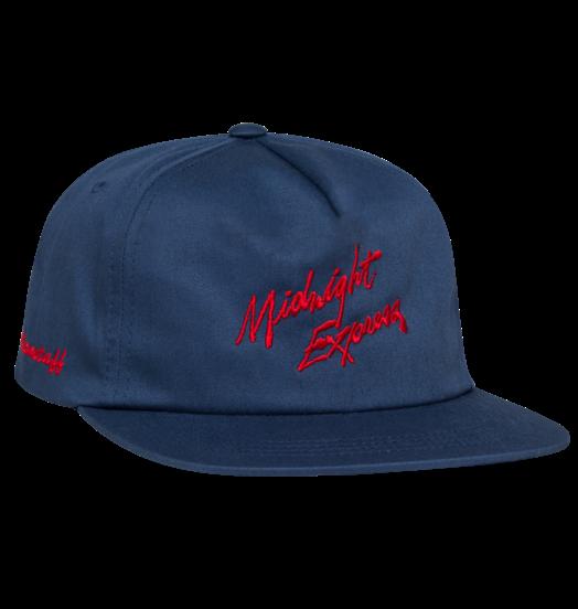 Boys Of Summer Boys Of Summer Midnight Express Hat - Navy