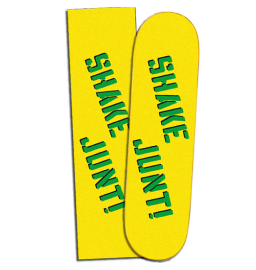Shake Junt Logo Grip - Yellow