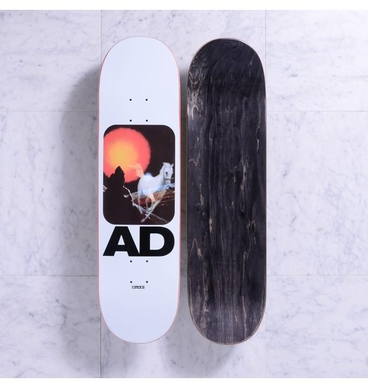 Quasi Quasi Al Davis After Death Deck - 8.375
