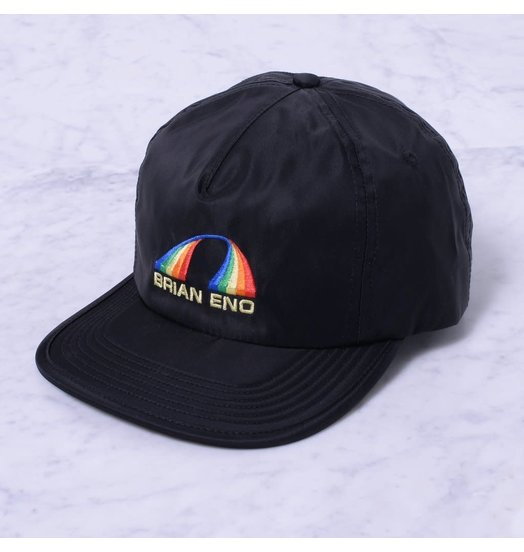 Quasi Quasi Brian Eno Hat - Black