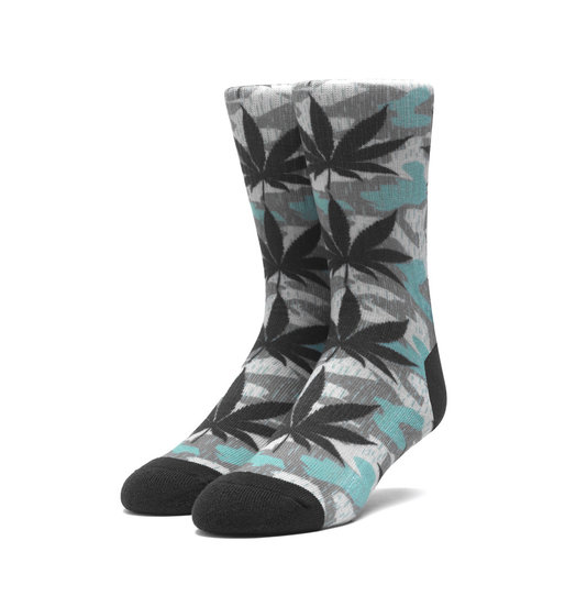 HUF Huf Digital Camo Plantlife Sock - Camo