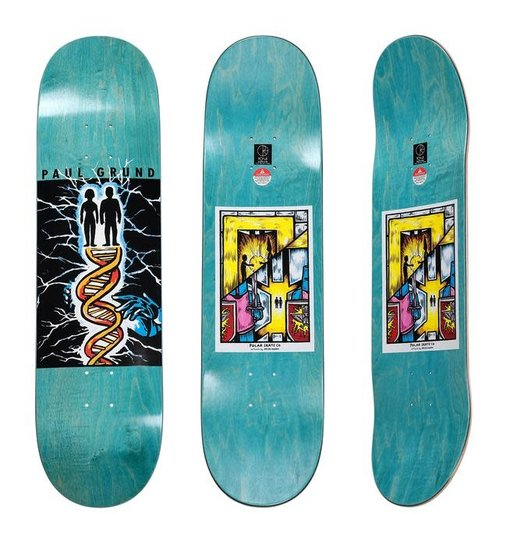 Polar Polar Grund The Creators Deck - 8.75