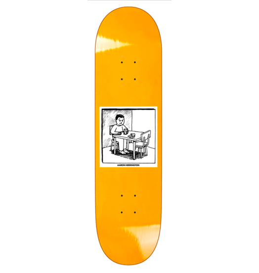 Polar Polar Herrington Spilled Milk Deck Yellow - 7.875 Or 8.5
