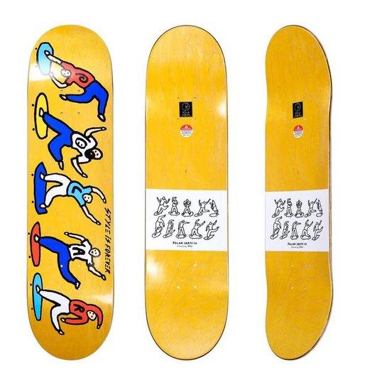 Polar Polar Style Is Forever Deck - 8.125