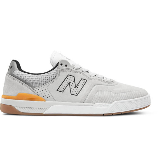 New Balance Numeric New Balance 913 Westgate - Silver/Orange